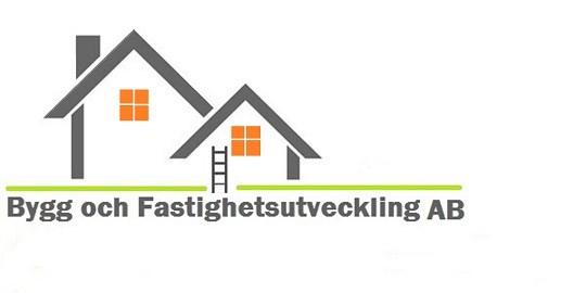 Logotyp för Bygg & Fastighetsutveckling i Västerås AB