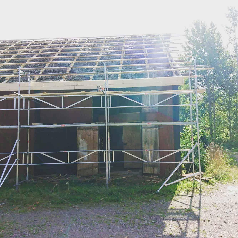 """Referensjobb """"Renovering"""" utfört av Albinsbygg & Entreprenad"""
