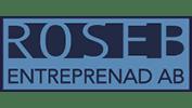 Logotyp för Roseb Entreprenad AB