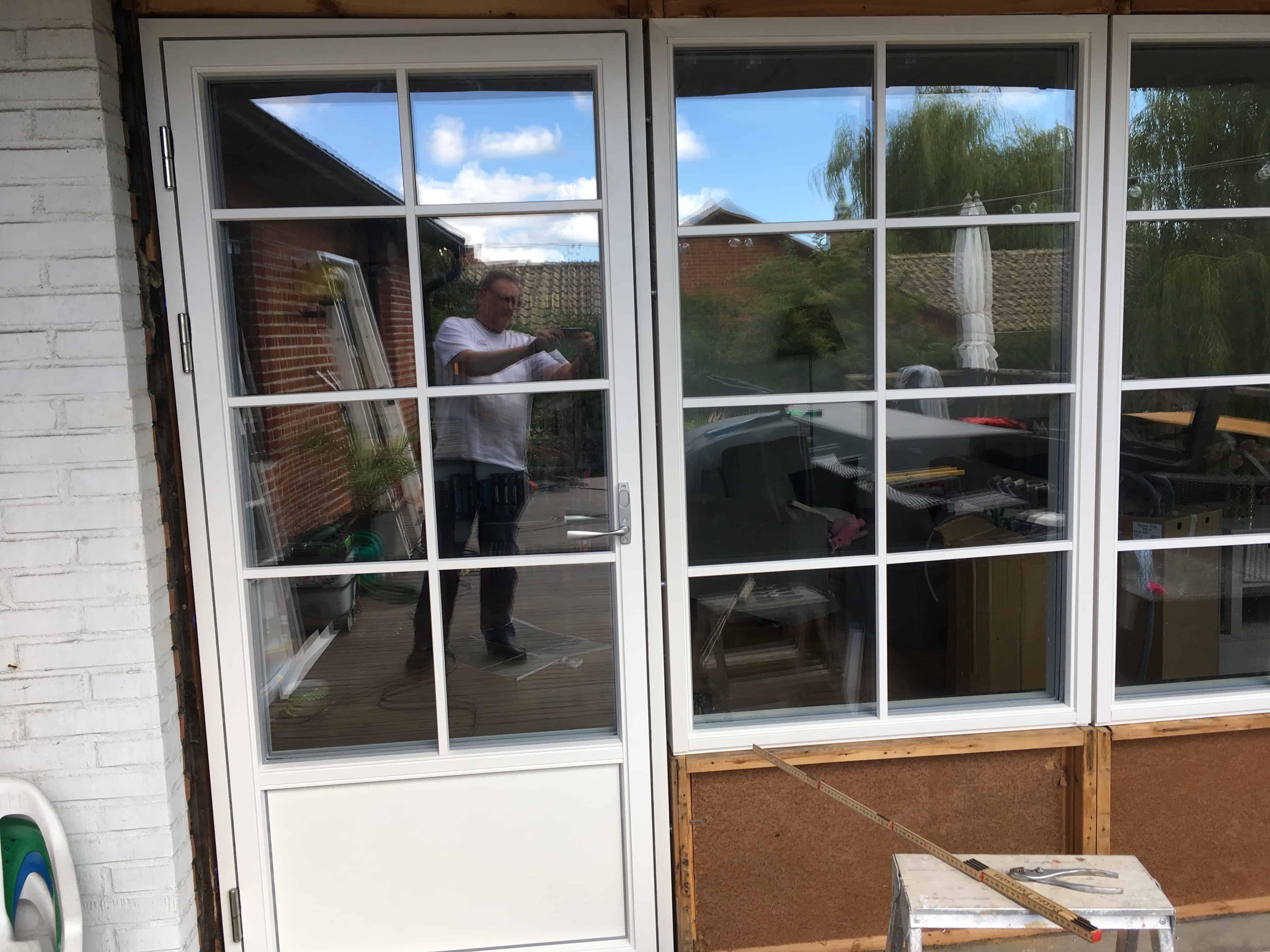"""Referensjobb """"Nya fönster"""" utfört av PP Renovering & Bygg AB"""
