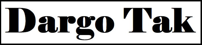 Logotyp för Dargo Tak