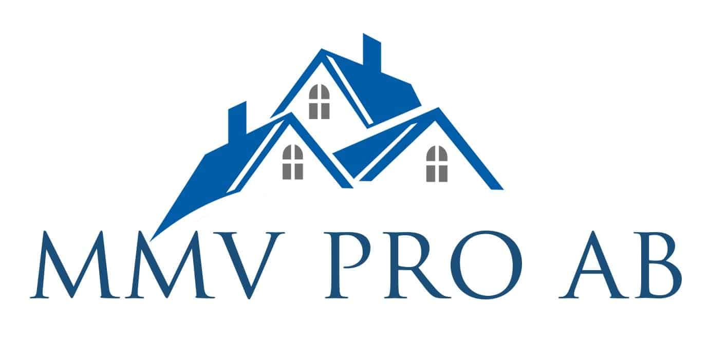Logotyp för MMV Pro AB