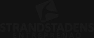 Logotyp för Strandstadens Entreprenad AB