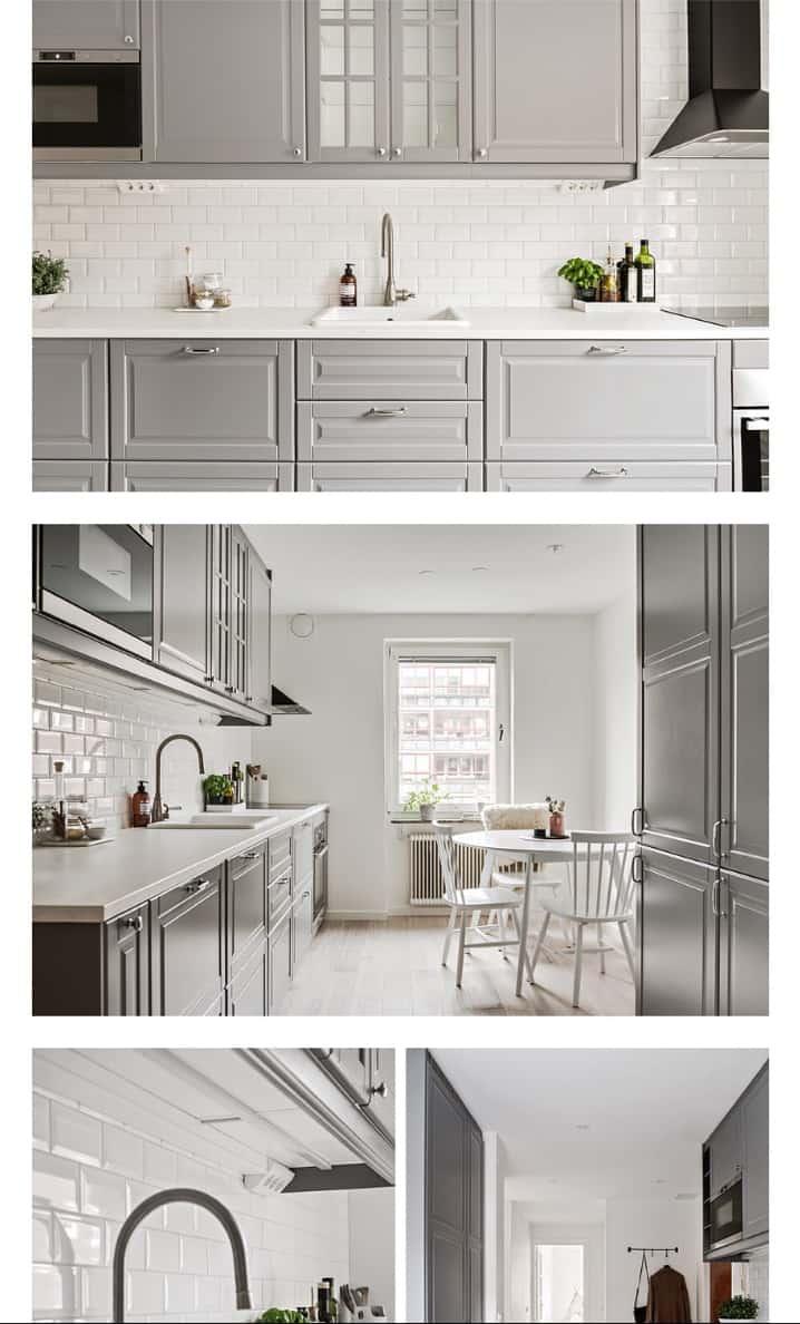 """Referensjobb """"Renovering kök"""" utfört av MZ Bygg & renovering AB"""