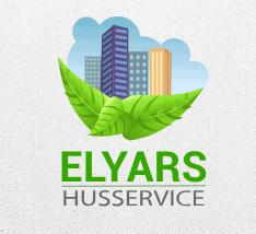 Logotyp för Elyars Husservice