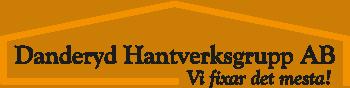 Logotyp för Danderyd Hantverksgrupp AB