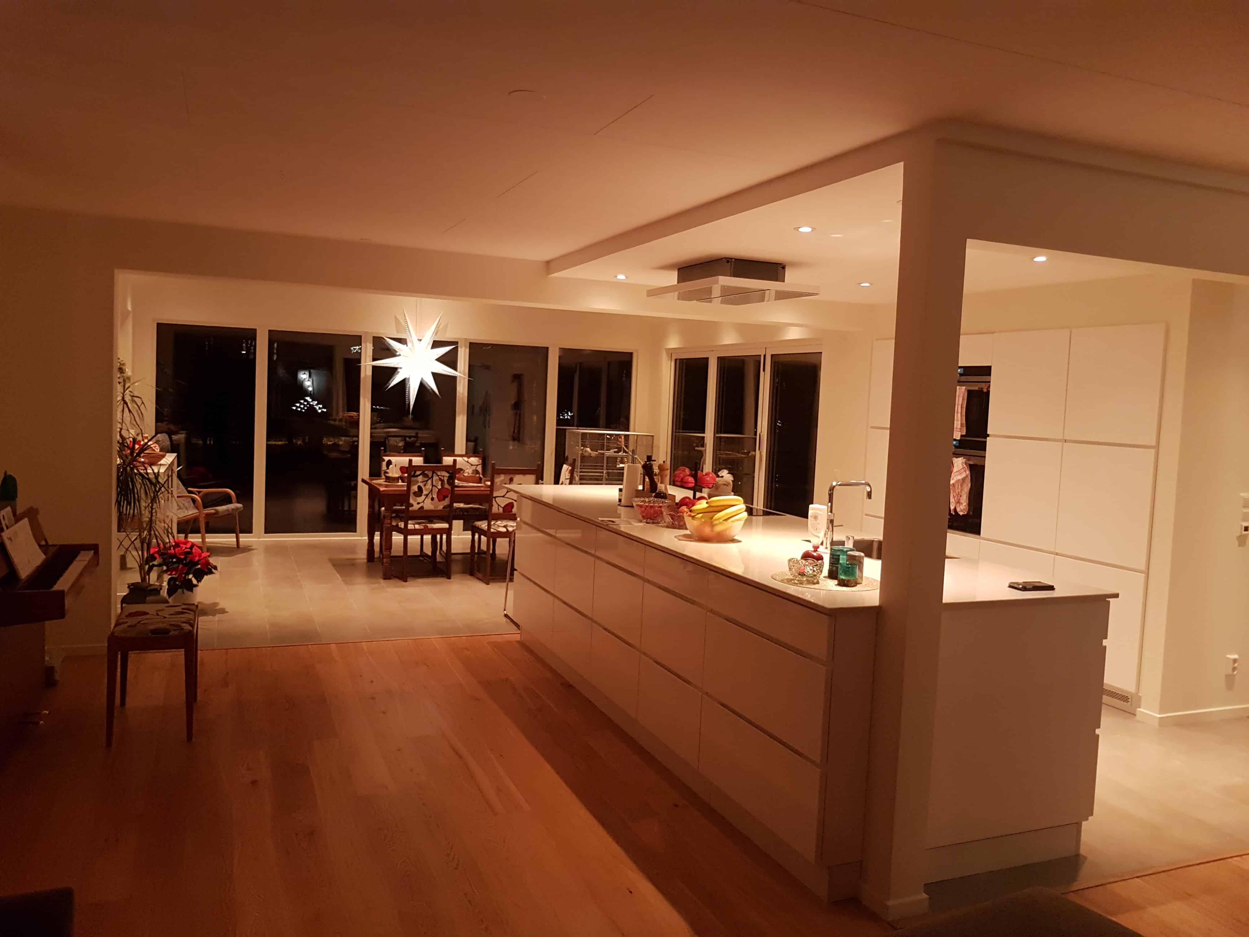 """Referensjobb """"Tillbyggnad samt nytt kök."""" utfört av Ultra Fasad"""