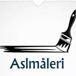 Logotyp för aslmåleri