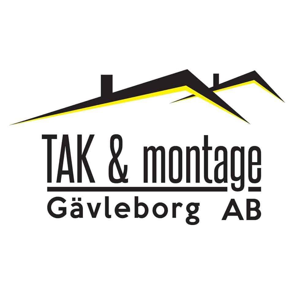 Logotyp för Tak & Montage gävleborg AB