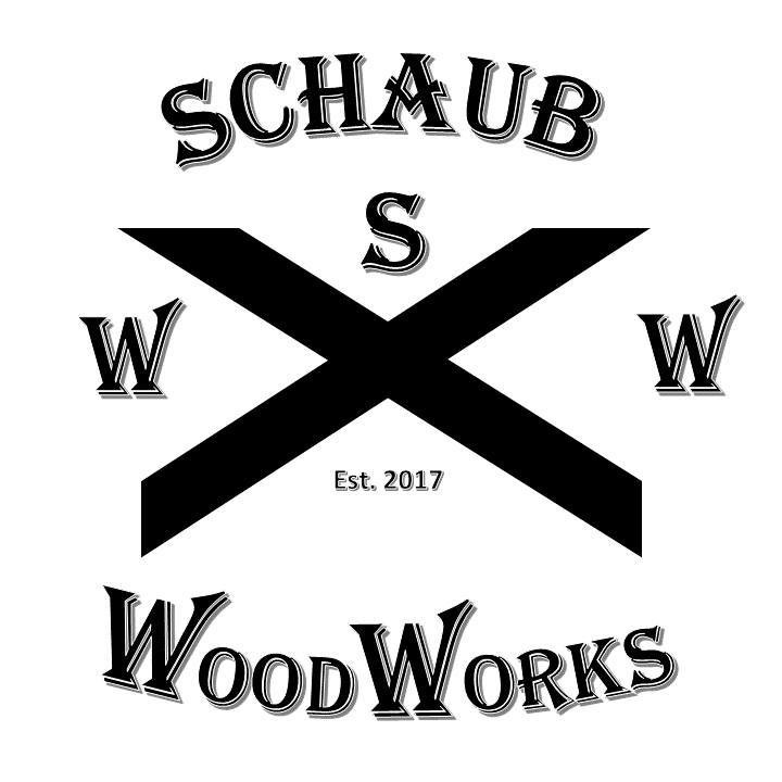 Logotyp för Schaub WoodWorks