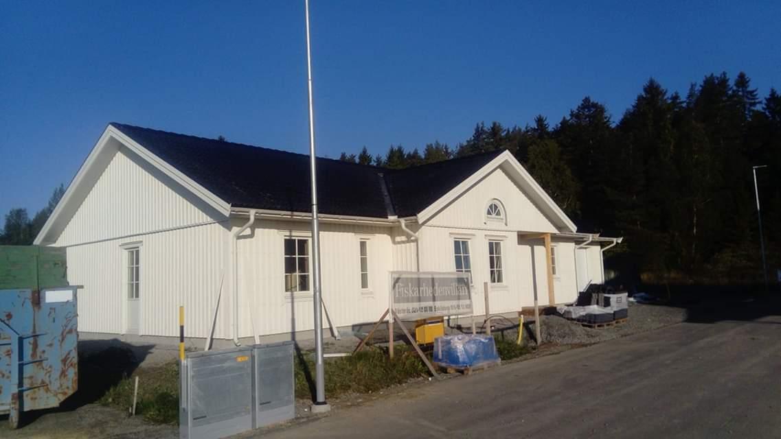 """Referensjobb """"Panel och tak """" utfört av Broby Stenhammar Bygg AB"""