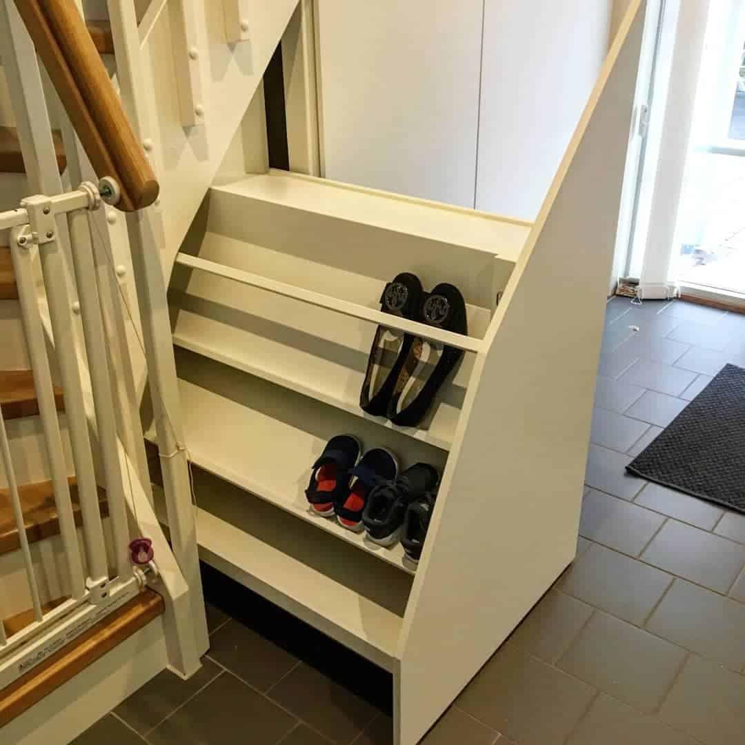 """Referensjobb """"Förvaring"""" utfört av Firma: BURLAND, NILS FREDRIK LENNART"""