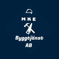 Logotyp för MKE byggtjänst AB