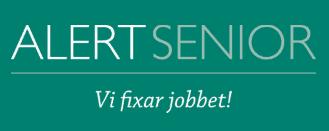 Logotyp för Alert Senior Kronoberg / Avventura AB