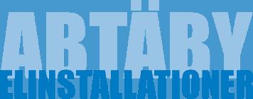 Logotyp för Täby Elinstallationer AB