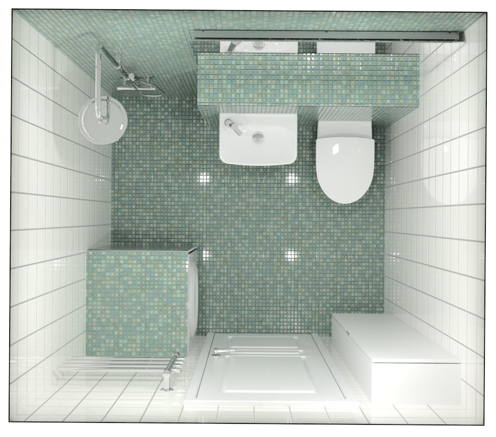 "Referensjobb ""Moderna badrum Lidingö "" utfört av Zagros Byggservice AB"