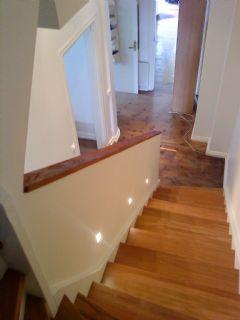 "Referensjobb ""Byte av trapp"" utfört av Girau Bygg"