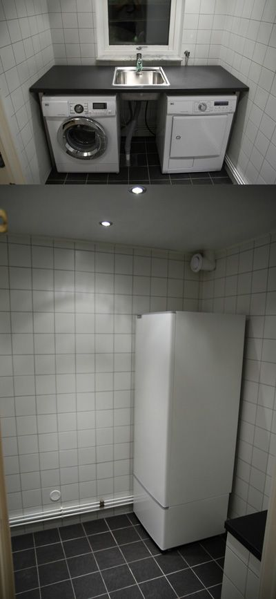 """Referensjobb """"Tvättstuga"""" utfört av Monada AB"""