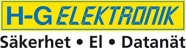 Logotyp för H-G Installation AB