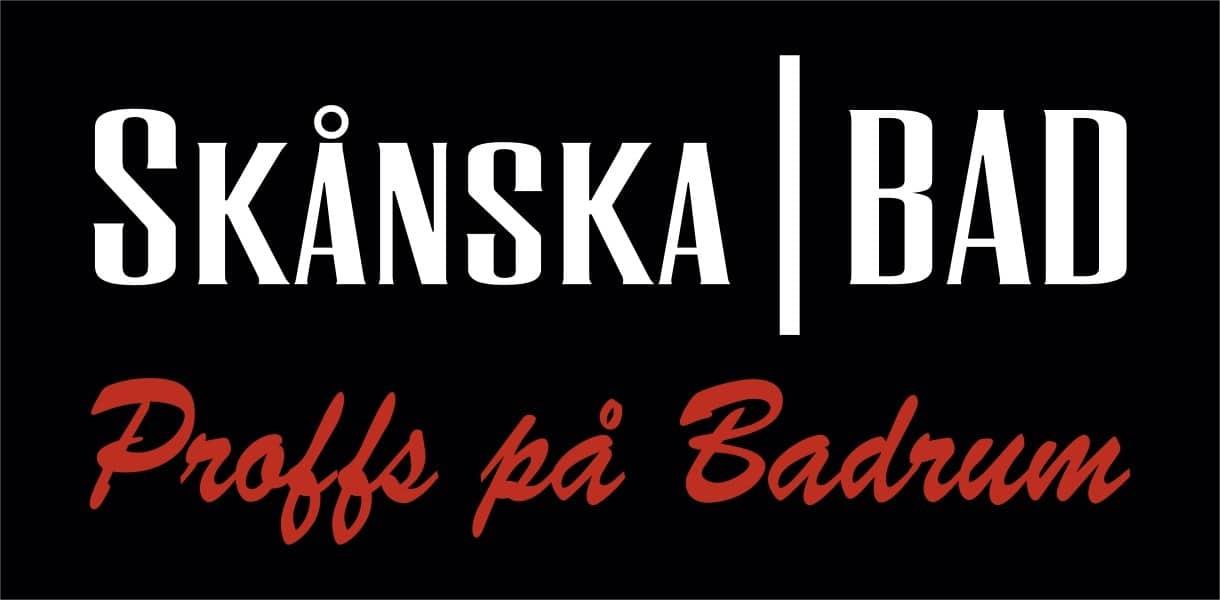 Logotyp för Skånska Bad AB