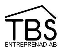 Logotyp för Tomas Sandberg TBS Entreprenad AB