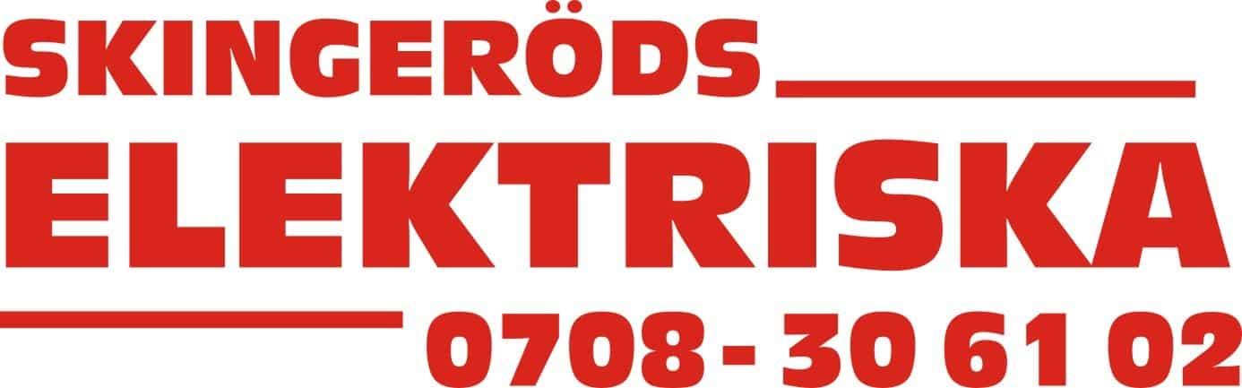 Logotyp för Skingeröds Elektriska