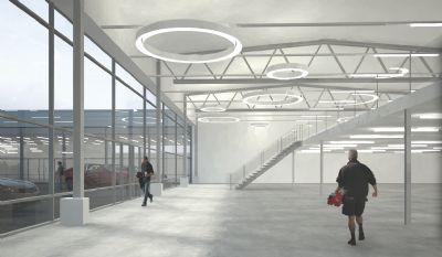 """Referensjobb """"Fastighetsförädling, Uppsala"""" utfört av Robert Sandell Arkitektkontor Aktiebolag"""