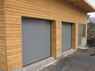 "Referensjobb ""nybyggnation garage 2012"" utfört av Wenga AB / John Westling"