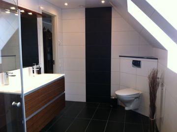 """Referensjobb """"Samma badrum som ovan"""" utfört av DOWAB AB"""