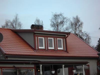 """Referensjobb """"Eddagatan"""" utfört av Mellansvenska Takbolaget AB"""
